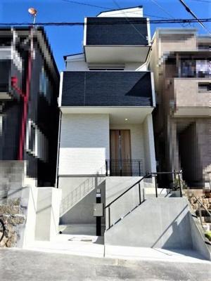 【外観】神戸市垂水区平磯2丁目 新築一戸建