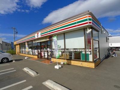 セブンイレブン太田市東矢島町店まで500m