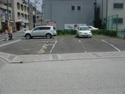 【外観】諏訪町駐車場K 縦列
