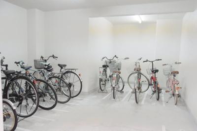 【駐車場】スカイコート池袋西弐番館