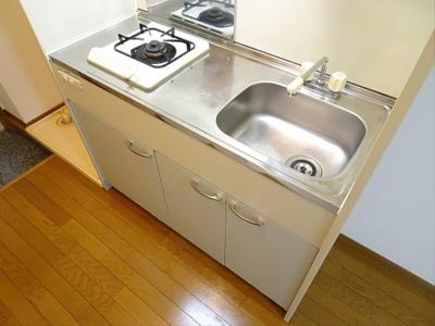 【キッチン】浜田山グリーンテラス