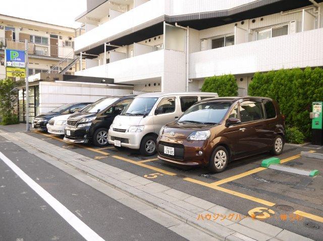 【駐車場】AXAS東十条アジールコート