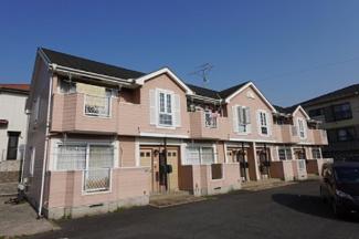 【外観】《2002年築木造》福岡県中間市土手ノ内1丁目一棟アパート