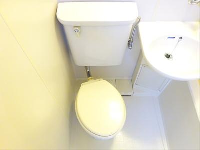【トイレ】テラスブリーズ