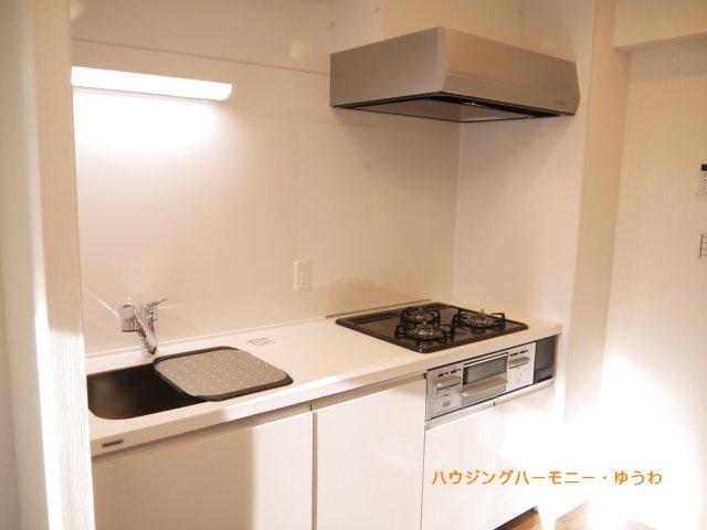【キッチン】志村ハビテーション