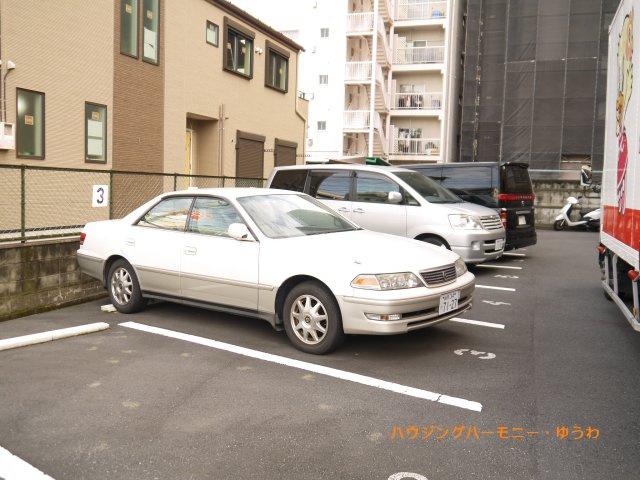【駐車場】志村ハビテーション