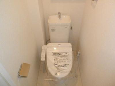 【トイレ】ソサエティ蔵前