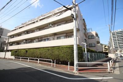 【外観】ライオンズマンション新板橋