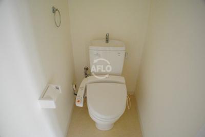 ジュネーゼグラン天満 トイレ
