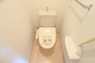 【トイレ】アリス・マナーガーデン谷町