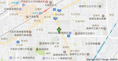 【地図】ウォールデンヒルズ (株)Roots