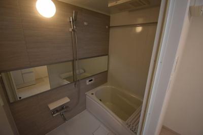 【浴室】赤坂100㎡超えの4LDK レジディア六本木檜町公園