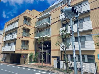 【外観】赤坂100㎡超えの4LDK レジディア六本木檜町公園
