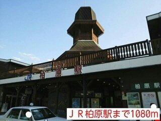 JR柏原駅まで1080m