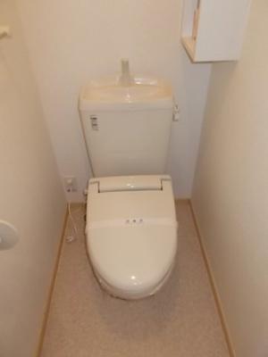 【トイレ】スウィートレジデンス2番館
