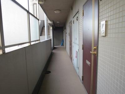 共用廊下♪