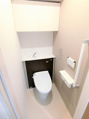 【トイレ】メロウヴィラ