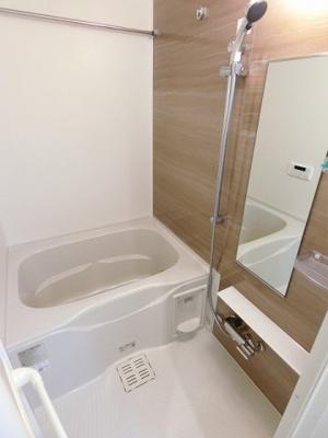 【浴室】メロウヴィラ