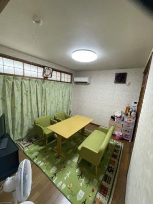 【居間・リビング】右京区太秦朱雀町