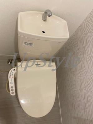【トイレ】ヒルサイドアレー谷中