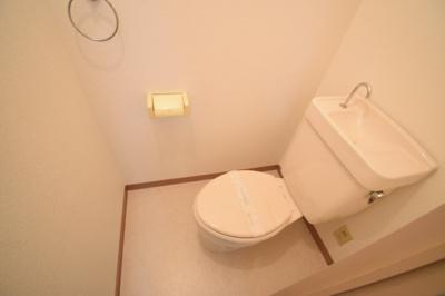 【トイレ】ヒルハウス元町