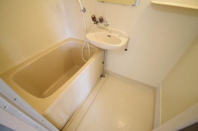 【浴室】ヒルハウス元町