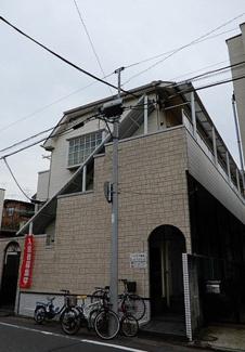 【外観】横浜市港北区新吉田東1丁目一棟アパート