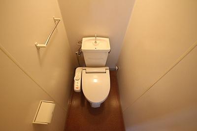 【トイレ】クレール六甲