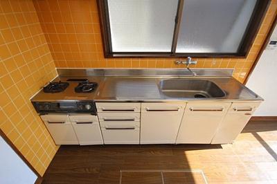 【キッチン】クレール六甲