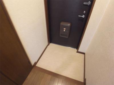【玄関】カサ・フィレンツェ