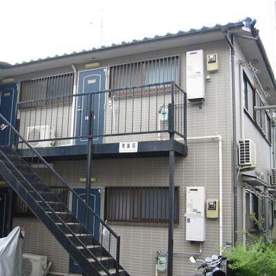 【外観】青葉荘