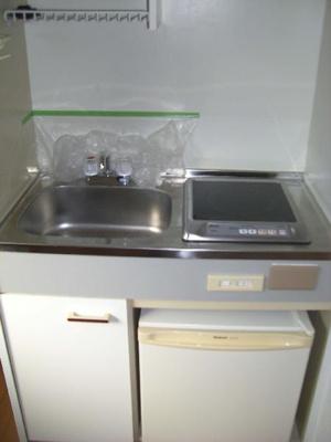 【キッチン】青葉荘