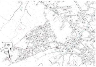 【地図】高崎市寺尾町 売地