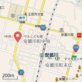 【地図】Palette Ⅰ