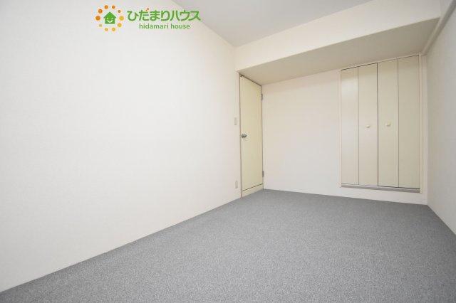 【寝室】パーク上尾弐番館