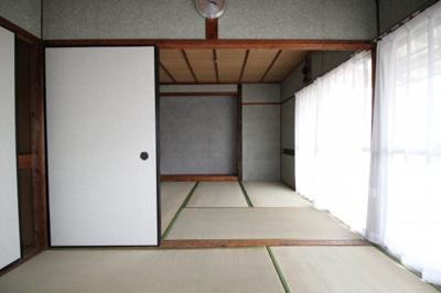 【和室】園田貸家