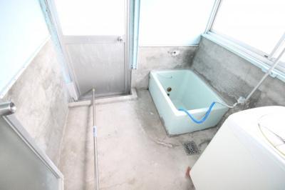 【浴室】園田貸家
