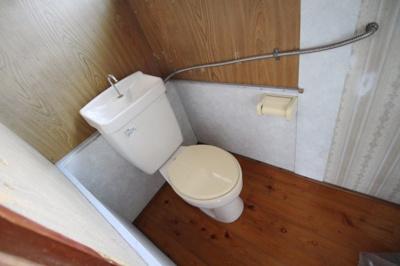【トイレ】園田貸家