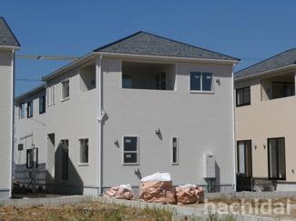 高浜市神明町第4新築分譲住宅写真です。2021年8月撮影