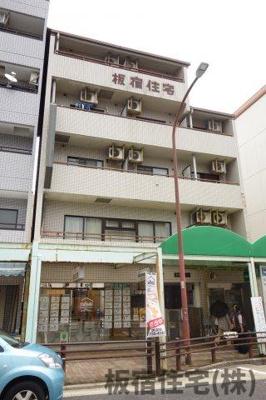 【外観】板宿住宅ビル 2階事務所