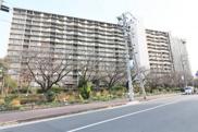 京橋グリーンハイツ1号棟の画像