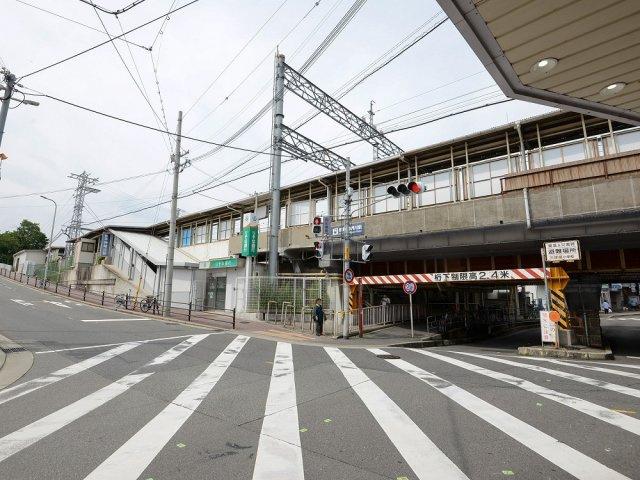 阪急神崎川駅まで徒歩10分