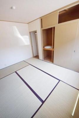 【寝室】ノーブルタウン高美