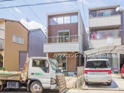 【外観】名古屋市瑞穂区白龍町2丁目24−2 新築一戸建て A号棟