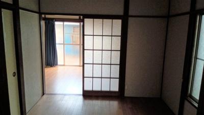 【居間・リビング】大塚荘5丁目