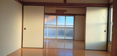 【寝室】大塚荘3丁目
