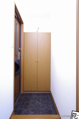 【玄関】ストリームヴィレッジC