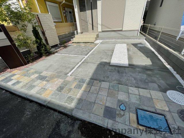 【外観】茅ヶ崎市松浪2丁目 新築戸建 3号棟