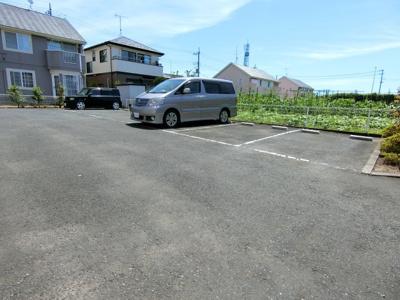 【駐車場】ラ・ポートB