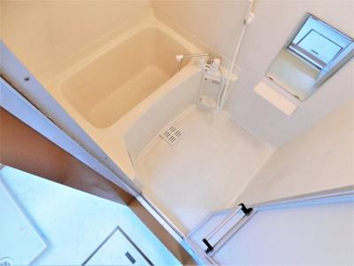 【浴室】ラ・ポートB